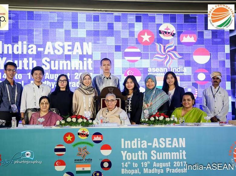 India-ASEAN Youth Summit 2017: Merayakan Kemerdekaan di Negeri Orang