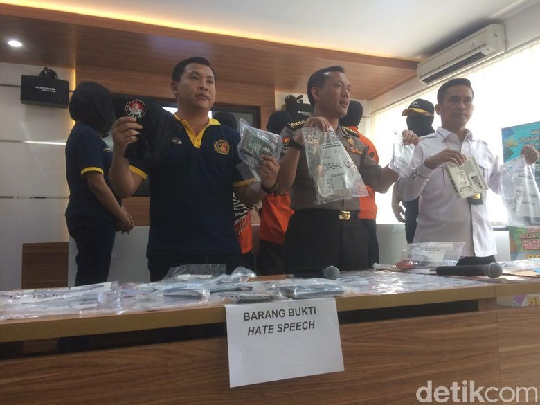 Polisi Sebut Saracen Tawarkan Proposal Jasa Kampanye Politik