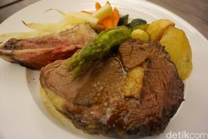Kelezatan Roasted Beef dan Battenberg Cake dari London Kini Bisa Dinikmati di Jakarta