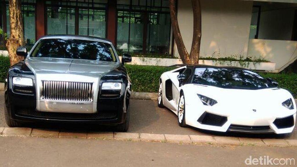 Ini Nih yang Bikin Raffi Ahmad Ketagihan Punya Mobil Mewah