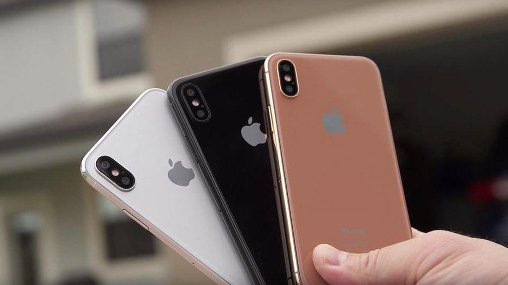iPhone 8 Punya Varian 512 GB, Meluncur 12 September?