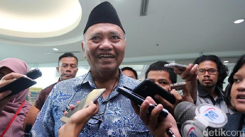 Agus Rahardjo Yakin KPK Menang di Praperadilan Novanto