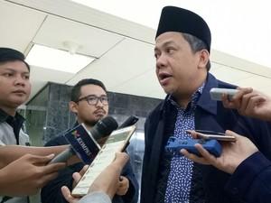Fahri Hamzah Ungkap Kondisi Novanto saat di RS: Dia Memang Sakit