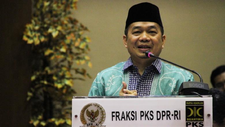 PKS Percaya Aparat Netral: Yang Disampaikan SBY Itu Peringatan