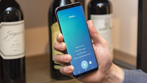 Samsung Ingin Seluruh Produknya Pakai AI