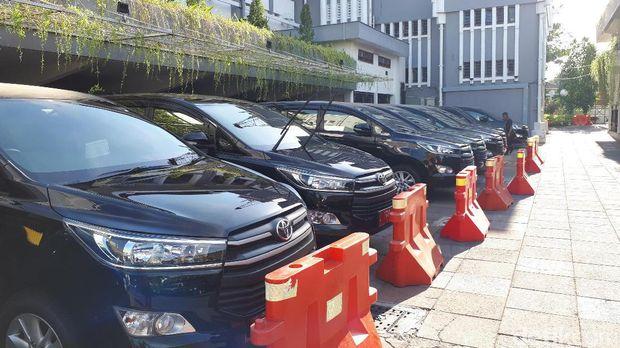 Asyik, Kepala Dinas dan Kabag di Pemkot Surabaya dapat Mobil Baru
