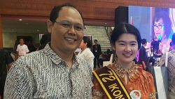 Ini 2 Buku Audrey Yu, Si Jenius yang Viral karena Terseret Jokowi