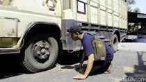Polisi Dalami Penyelundupan BBM Subsidi Ke Pabrik Teh Pekalongan