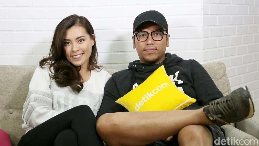 Mesranya Viviane dan Sammy Simorangkir