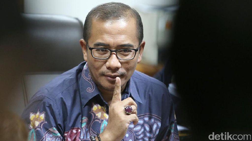 Komisioner KPU Hasyim Asyari Mengaku Dipanggil KPK Jumat Besok
