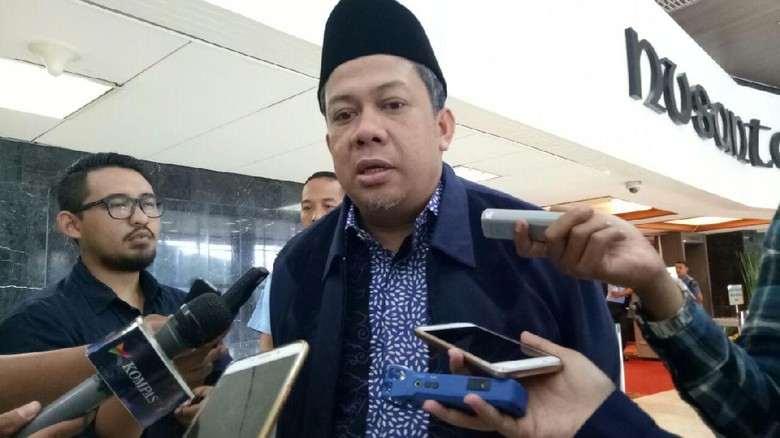 Menang Gugatan, Fahri: Semoga Membuka Mata Pimpinan PKS