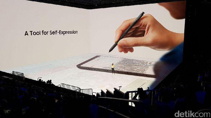 Gebrakan Galaxy Note 8