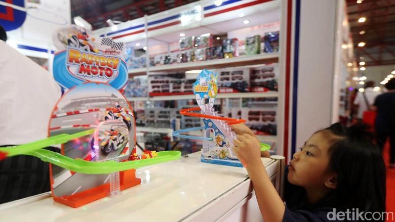 Beli Mainan Jangan Asal Murah, Lihat Juga Manfaatnya/ Foto: Grandyos Zafna
