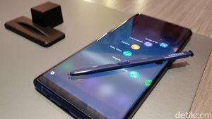 Kata Selebriti dan Animator tentang Galaxy Note 8