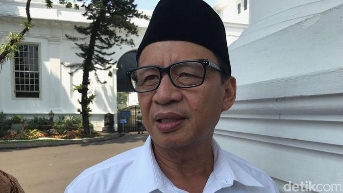 Gubernur Banten Wahidin Halim/Foto: Wahidin Halim (Jordan-detikcom)