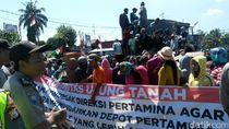 Tangki LPG di Makassar Miring, Pertamina: Kita Sudah Sesuai SOP