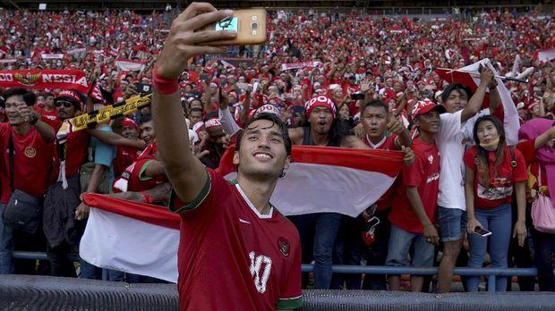 Ezra Walian tidak bisa memperkuat Timnas Indonesia U-23.