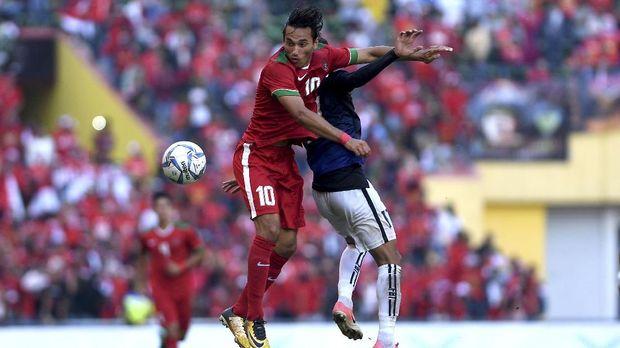 Pelatih Timnas Indonesia U-23 Tak Tahu Kualitas Ezra Walian