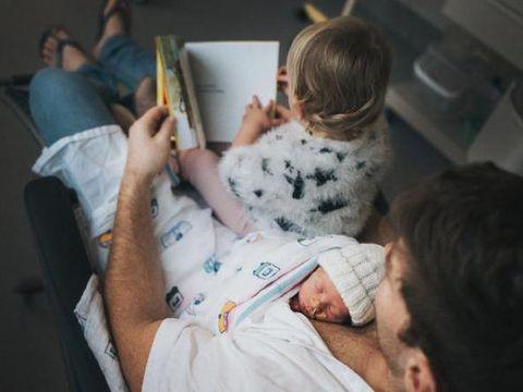 Van, bayi yang lahir prematur/