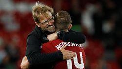 Beda Pendapat Henderson dan Klopp Soal UEFA Nations League