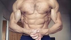 Bentuk tubuh seseorang bisa dibilang tergantung dari distribusi lemak dan ototnya. Gambar ini bisa jadi patokan visualisasi persentase lemak tubuh pada pria.