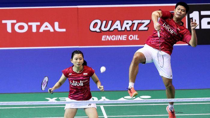 Praveen Jordan/Debby Susanto melaju ke perempatfinal Kejuaraan Dunia Bulutangkis 2017 (Foto: Badminton Photo)