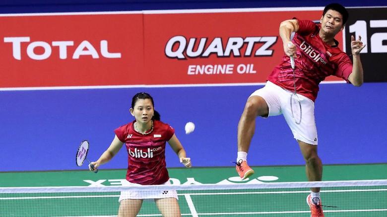 Tontowi/Liliyana dan Praveen/Debby ke Perempatfinal Usai Bertarung Tiga Gim