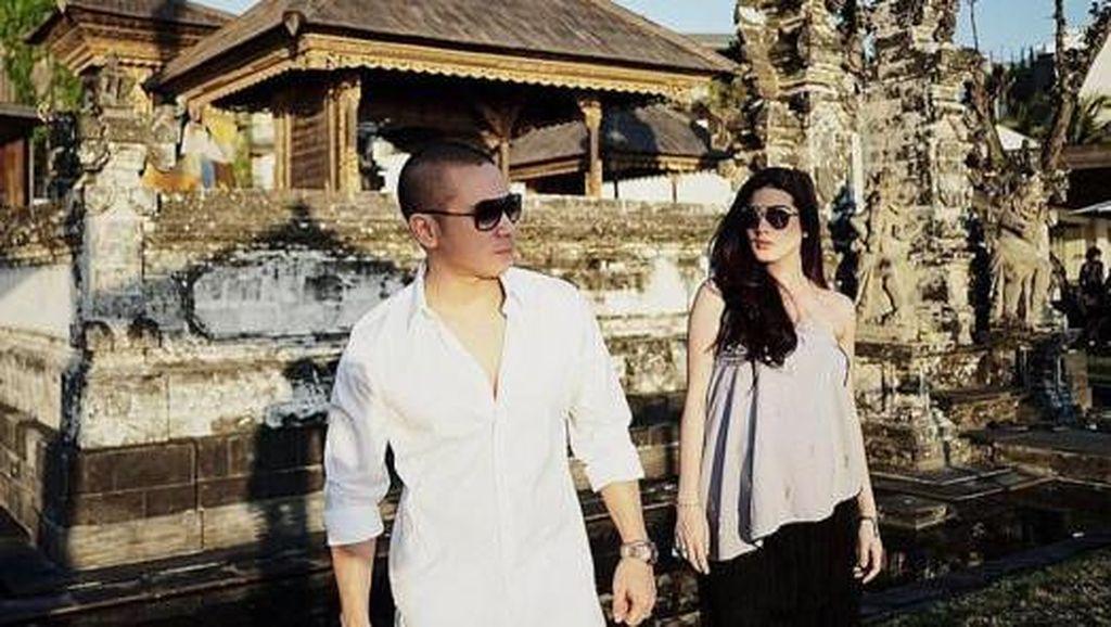 Lagi Bertengkar, Stevie Agnecya Promosikan Instagram Terbaru Suami