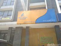 Kantor First Travel di Kota Bandung