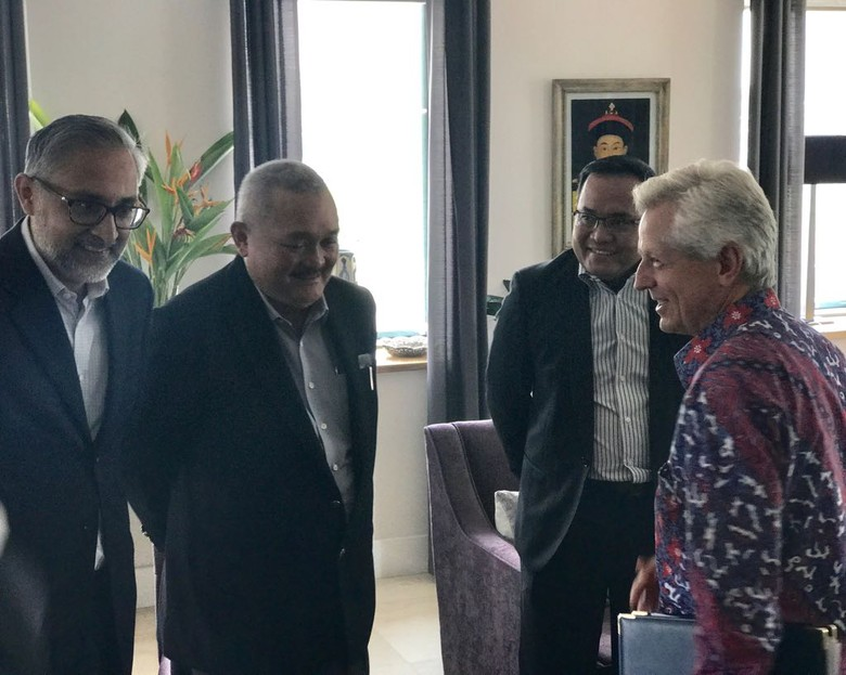 Gubernur Sumsel Dapat Julukan Strong Leadership dari Dubes Inggris