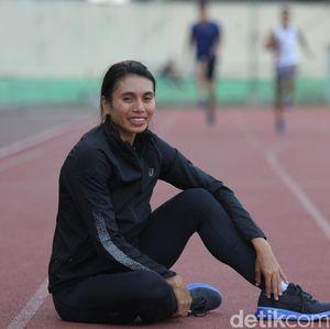 Peraih Emas Asian Games Maria Londa Menikah