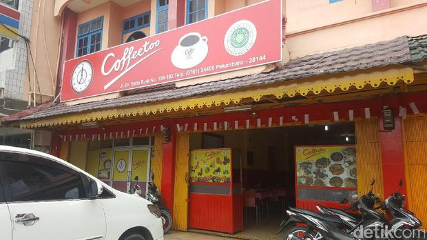 Tampak depan Coffeetoo (Fitraya/detikTravel)