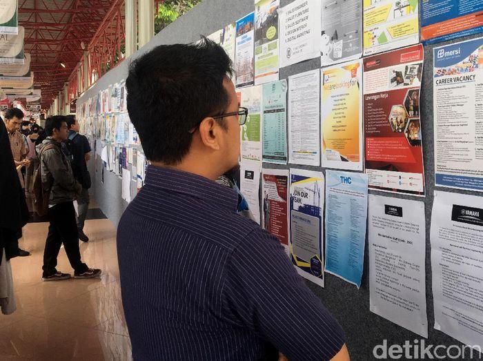 Seputar Jobstreet, dari Cara Mendaftar hingga Admin Lina/Foto: Muhammad Idris