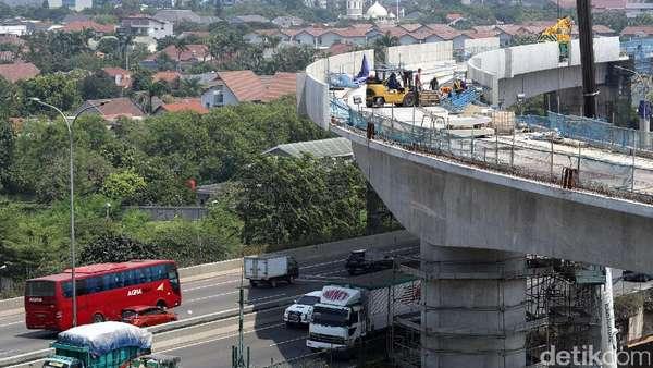 Kapan Jalur MRT Lebak Bulus-Serpong Dibangun?