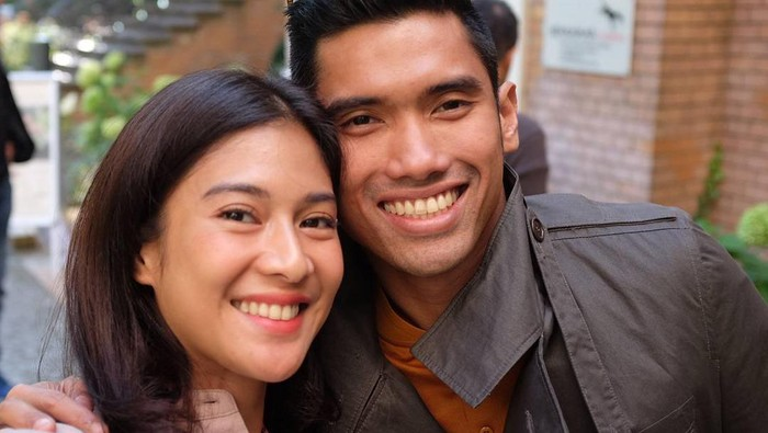 Dian Sastro dan Indraguna Sutowo (Foto: Instagram)