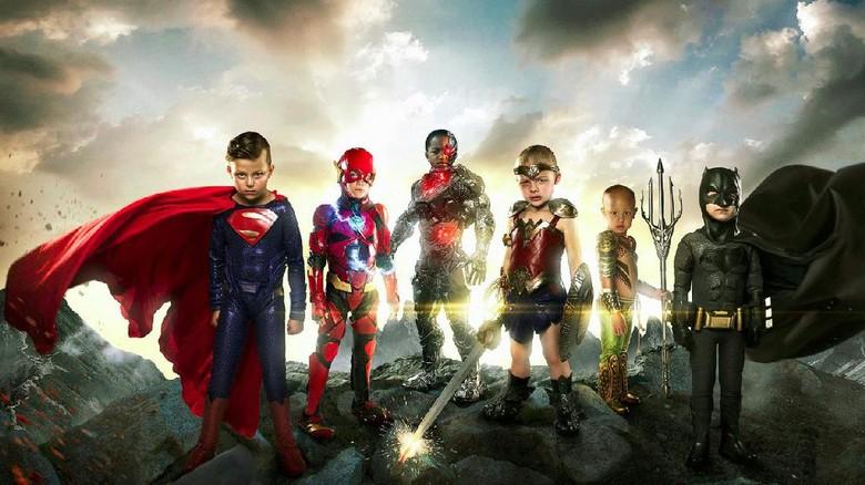 Cerita Spesial di Balik Foto Superhero Cilik/ Foto: Josh Rossy Photography