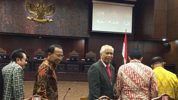 MK Nasihati 5 Terpidana Korupsi OC Kaligis hingga Irman Gusman