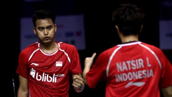PBSI Minta Owi/Butet Manfaatkan Pengalaman di Asian Games