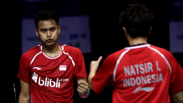 Tontowi Ahmad/Liliyana Natsir diharapkan meraih medali emas di Asian Games 2018. (Badminton Photo via Badminton Indonesia)