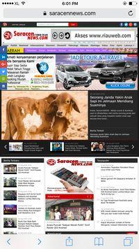 Kata Kostrad Soal Banyaknya Berita Kegiatan Mereka di Saracen News
