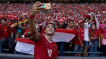 Ternyata Ezra Walian Pernah Main di FIFA Matchday Bersama Timnas