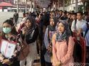 Jokowi Janji 10 Juta Lapangan Kerja, Terealisasi 8,7 Juta