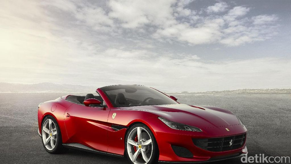 Meluncur Agustus, Mobil Ferrari Ini Sudah Dipesan Orang Indonesia