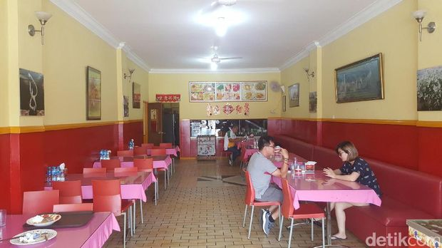 Suasana di Coffeetoo (Fitraya/detikTravel)