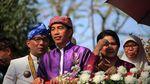 Mesranya Jokowi dan Ridwan Kamil di Atas Kereta Pancasila
