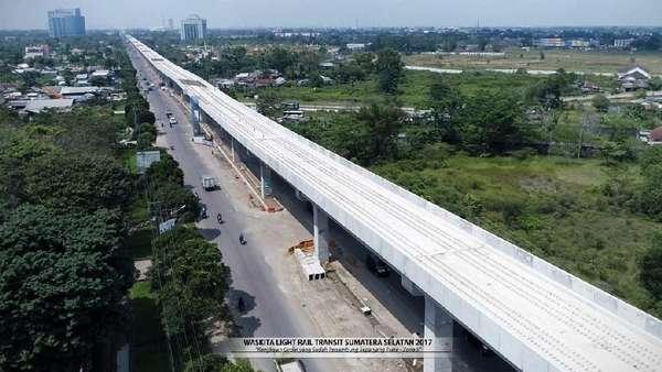 Bisakah LRT Dibangun Dengan Biaya US$ 8 Juta/Km?