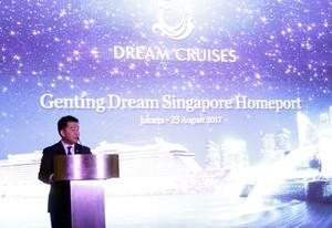 Genting Dream: Resor Mewah di Kapal Pesiar