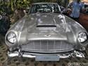 Aston Martin Sulit Tinggalkan Nama Besar James Bond