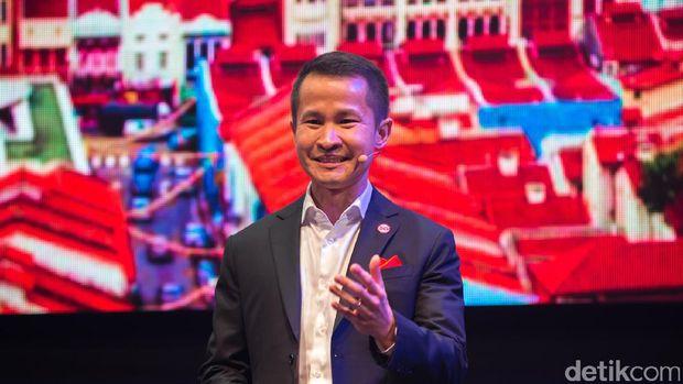 STB Chief Executive Lionel Yeo (Tri/detikTravel)