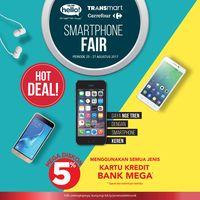 Transmart Carrefour Gelar Diskon 10% Khusus Laptop & 5% Smartphone